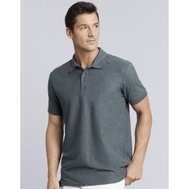 Tricou Polo Oxford - Gildan